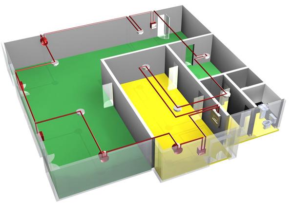 Manutenzione-sistemi-rivelazione-incendi-Alberghi-parma